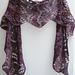 Eliana shawl pattern