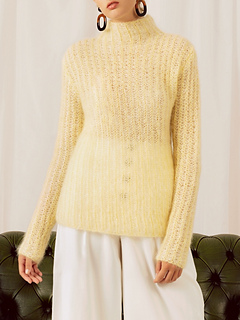 Ravelry: Pullover in Briochetechnik pattern by Initiative