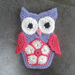 Betoto the Little African Flower Owl Phone Cover pattern