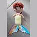 Weebee - Mermaid Doll pattern