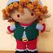 Weebee - Elf Doll pattern