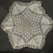 Knitted Lace Doily pattern