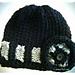 Loom Knit Belt Loop Hat pattern