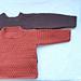 Alpine Stitch Sweater For Boys pattern