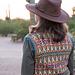 Saguaro Vest pattern