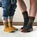 High Desert Socks pattern