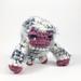 Bob the Insominable Snowman Amigurumi pattern