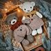 Christmas Bear pattern