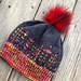 Dipped in Autumn Hat pattern
