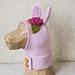 Pit Bull Bunny Dog Hat pattern