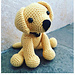 Crochet Labrador pattern