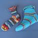 Marietta Rib Socks 396 pattern