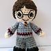 Harry Potter pattern