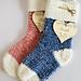 Velvet Stocking pattern
