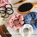 Velvet Scrunchies pattern