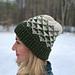 Maine Woods Hat pattern