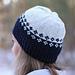 Moon Bloom Hat pattern