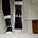 winterforest socks pattern