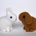 Dwarf rabbits pattern