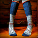 Maximix Knee Socks pattern