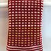 Gridded Kitchen Towel pattern