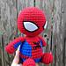 Spider-Man pattern