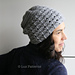 Slouchy hat (125) pattern