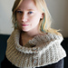 Chain Link Cowl pattern