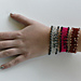 Picot Bracelet pattern