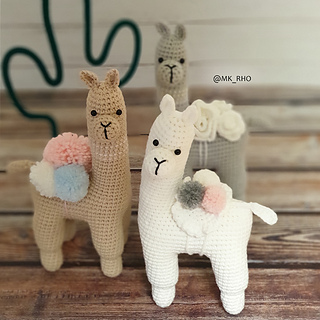 Alpaca amigurumi tutorial - YouTube | 320x320