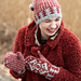 Wolfeboro Mittens and Hat pattern
