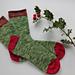 Festive Feet Socks pattern