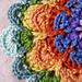 Flower Puddles pattern