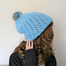 Polly Reversible Beanie pattern