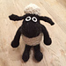 Sauen Shaun/ Shaun the Sheep pattern