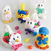 Easter Baskets and Toys pattern