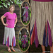 Sanduhr Skirt pattern