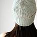 Backflip Hat pattern