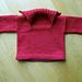 Rudyard baby sweater pattern