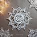 Lina snowflake pattern