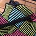 Garter Stripe Square Bag pattern