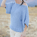 Easy Knit Boxy T Shirt pattern