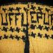 Hufflepuff Sock pattern