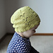 Dragonfly Slouch Hat pattern