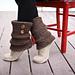 Audrey Boots pattern