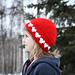 I HEART U Hat (Sizes Newborn to Adult) pattern