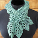 Ebb and Flow Scarf pattern
