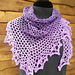 Mountain Whisper Shawl pattern