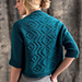 Germander Shrug pattern