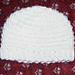 Bev's Preemie/Newborn-Hat in the Round pattern